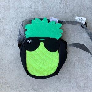 NWT PINK Victoria's Secret Pineapple Cooler Bag
